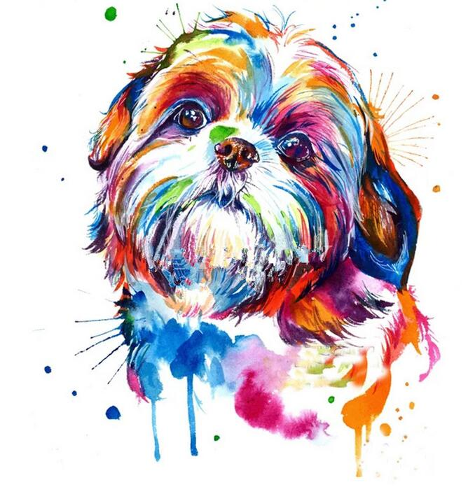 Shih Tzu | Diamond Painting