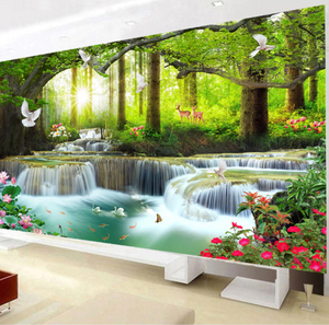 Waterval XL | Diamond Painting