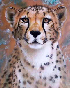 Cheeta | Diamond Painting