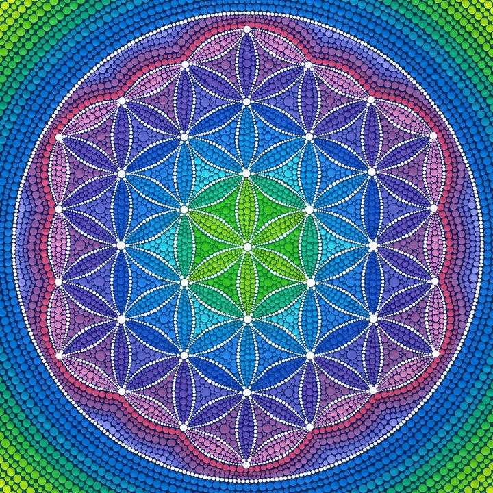 Mandala | Diamond Painting
