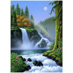 Waterval | Diamond Painting