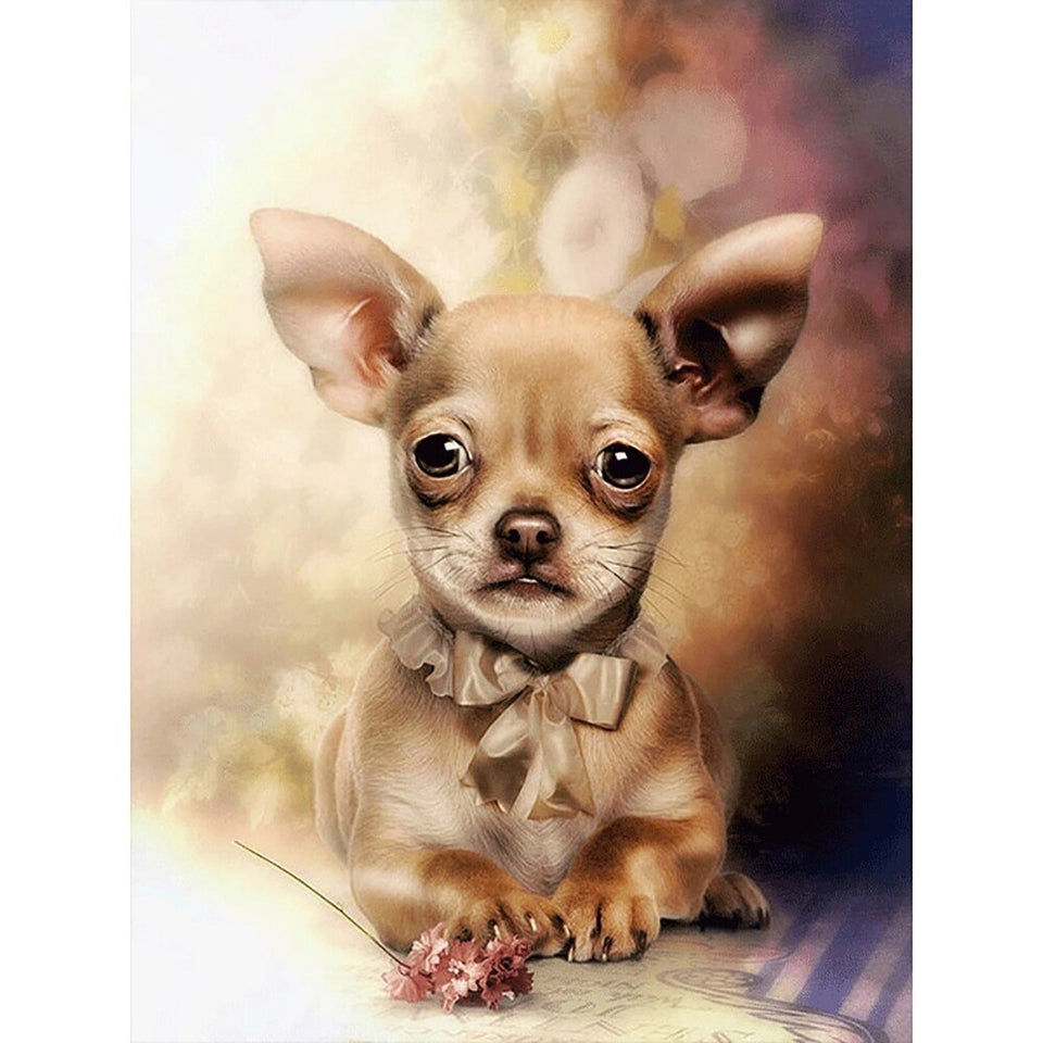 Chihuahua | Diamond Painting