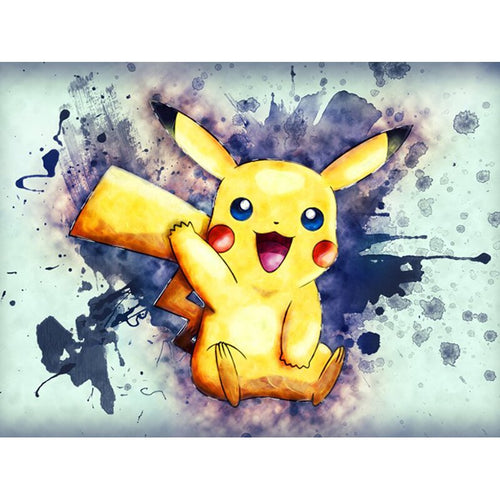 Pikachu | Diamond Painting