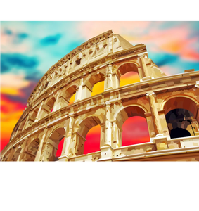 Colosseum | Exclusieve Diamond Painting