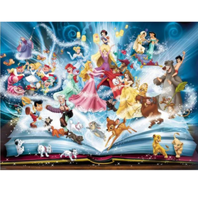 Disney Figuren | Diamond Painting
