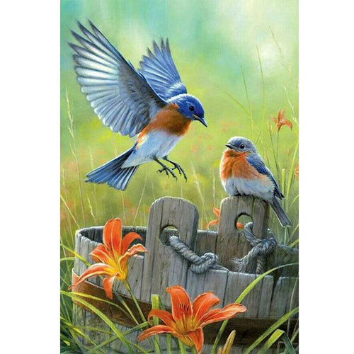 Vogels | Diamond Painting