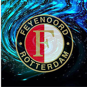 Feyenoord | Diamond Painting - Myth Of Asia