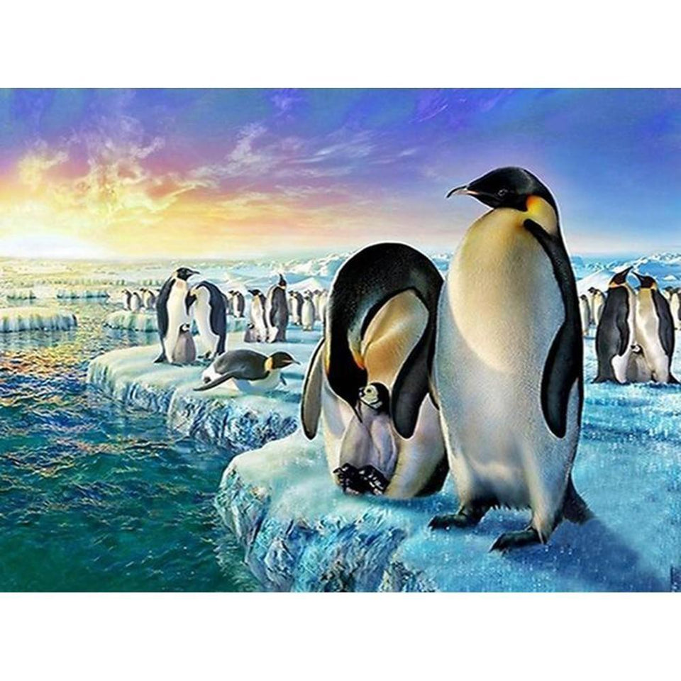 Pinguin | Diamond Painting