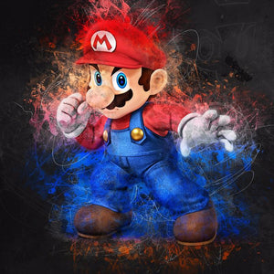 Super Mario | Diamond Painting