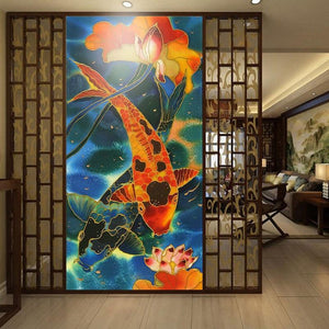 Koi Karper XL | Diamond Painting - Myth Of Asia
