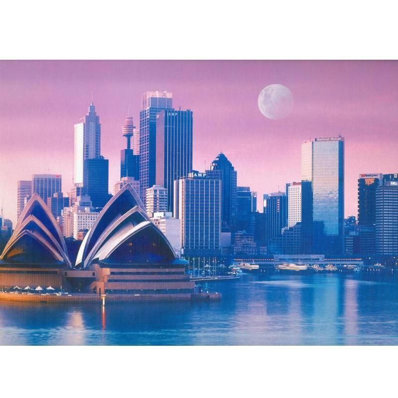 Sydney | Diamond Painting - Myth Of Asia