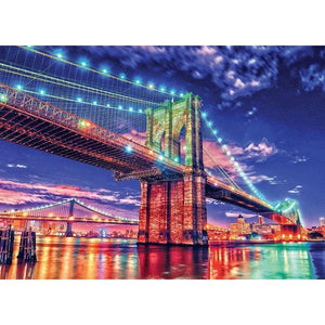 Brooklyn Bridge | Diamond Painting - Myth Of Asia
