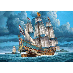 Zeilschip | Diamond Painting