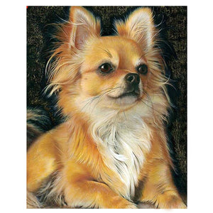 Chihuahua | Diamond Painting - Myth Of Asia