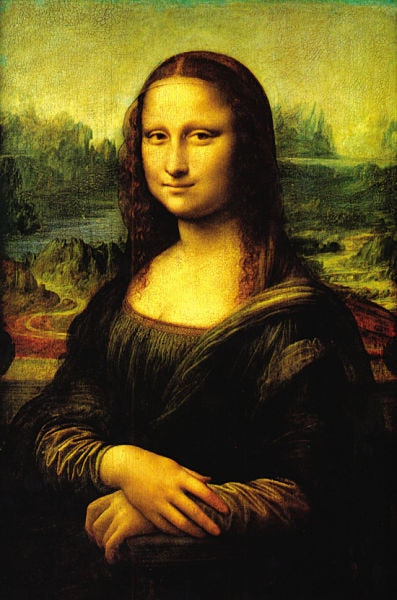 Mona Lisa | Diamond Painting - Myth Of Asia