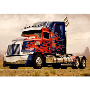 Truck | Diamond Painting - Myth Of Asia