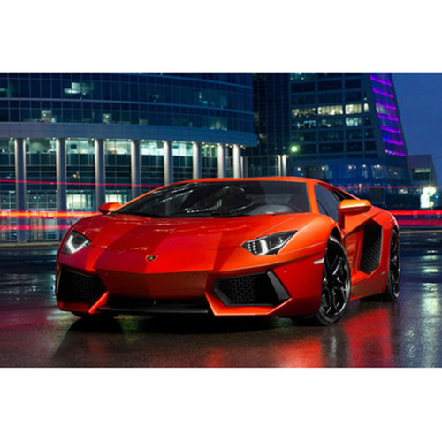 Lamborghini | Diamond Painting