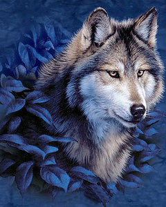 Wolf | Diamond Painting
