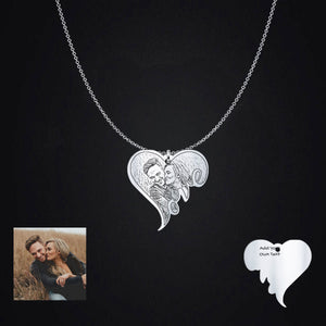 Love Photo Pendant