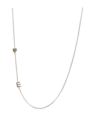 "18"" Sterling silver necklace"