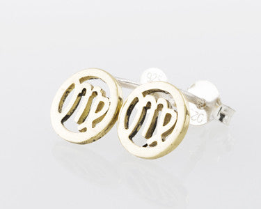 VIRGO EARRINGS - SILVER