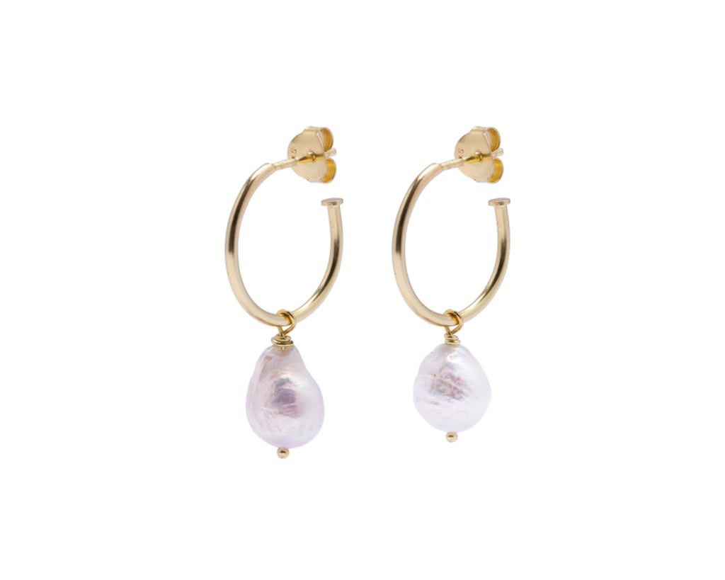 PASSION EARRINGS 1 PEARL