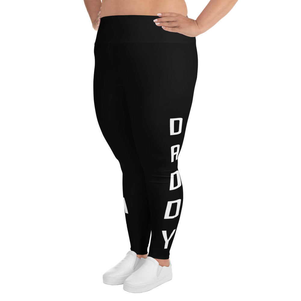 Femme Daddy Leggings (plus sizes)