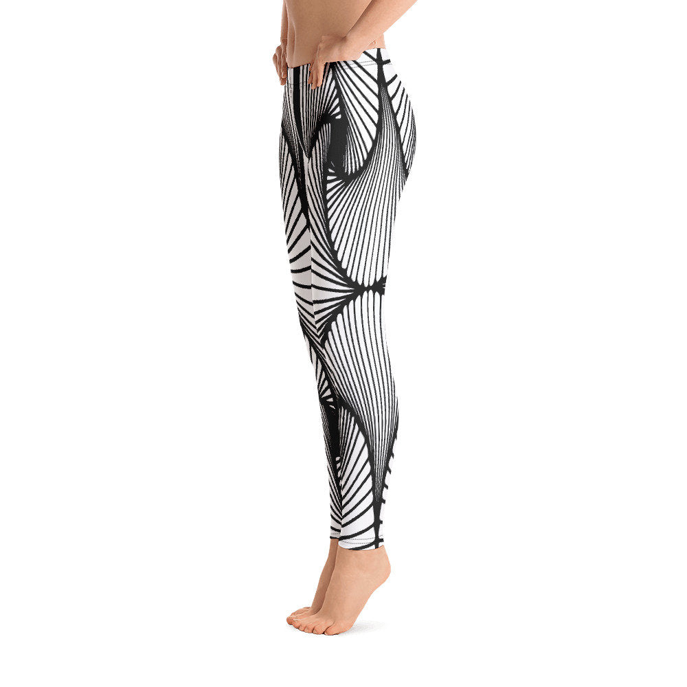 Deco Geometric Leggings