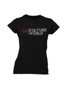 Ladies Kulture World Tee