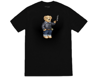 Blunt Bear Black T-Shirt