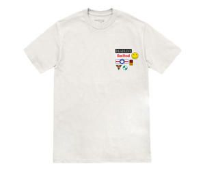 Bad For Ya Health Tee (White)