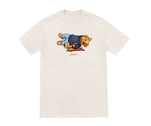 Shaded Bear T-Shirt (Cream)