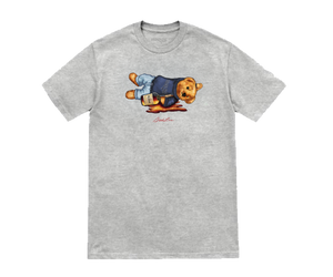 Shaded Bear T-Shirt (H Gray)
