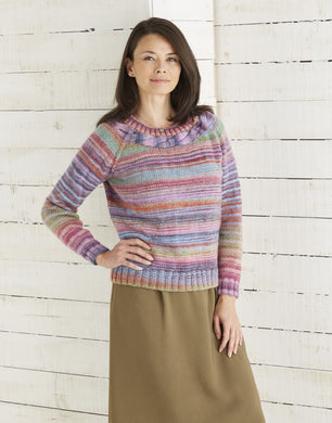 10028  Jewelspun Sweater