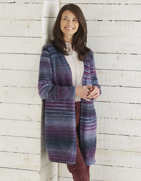 10029  Jewelspun Cardigan
