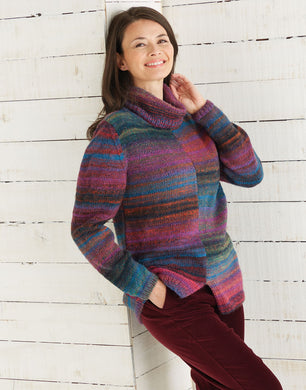 10030  Jewelspun Cardigan