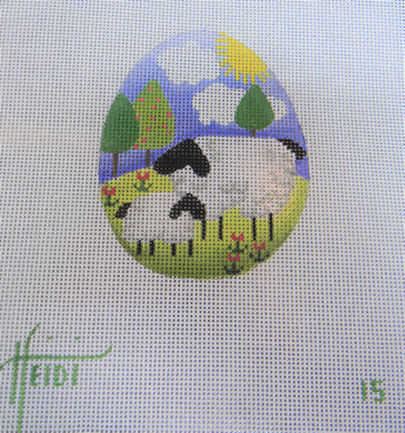 15 - Sheep Egg