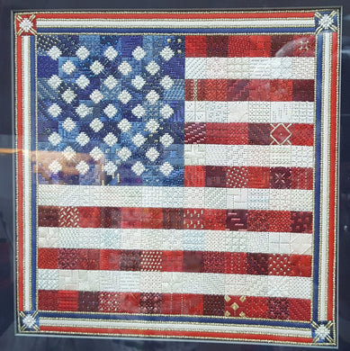 Quilted Flag Class