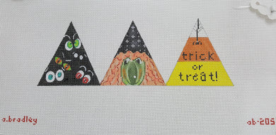 AB205: 3D Halloween Triangle