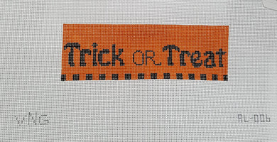 AL-006: Trick or Treat