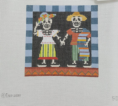 EWE-509 - Skeleton Couple