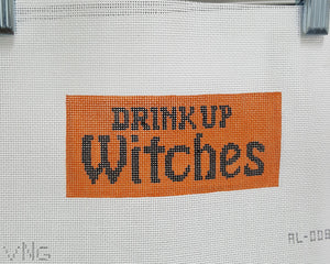 AL-008: Drink Up Witches