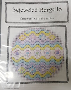 Bejeweled Bargello No. 8 18M