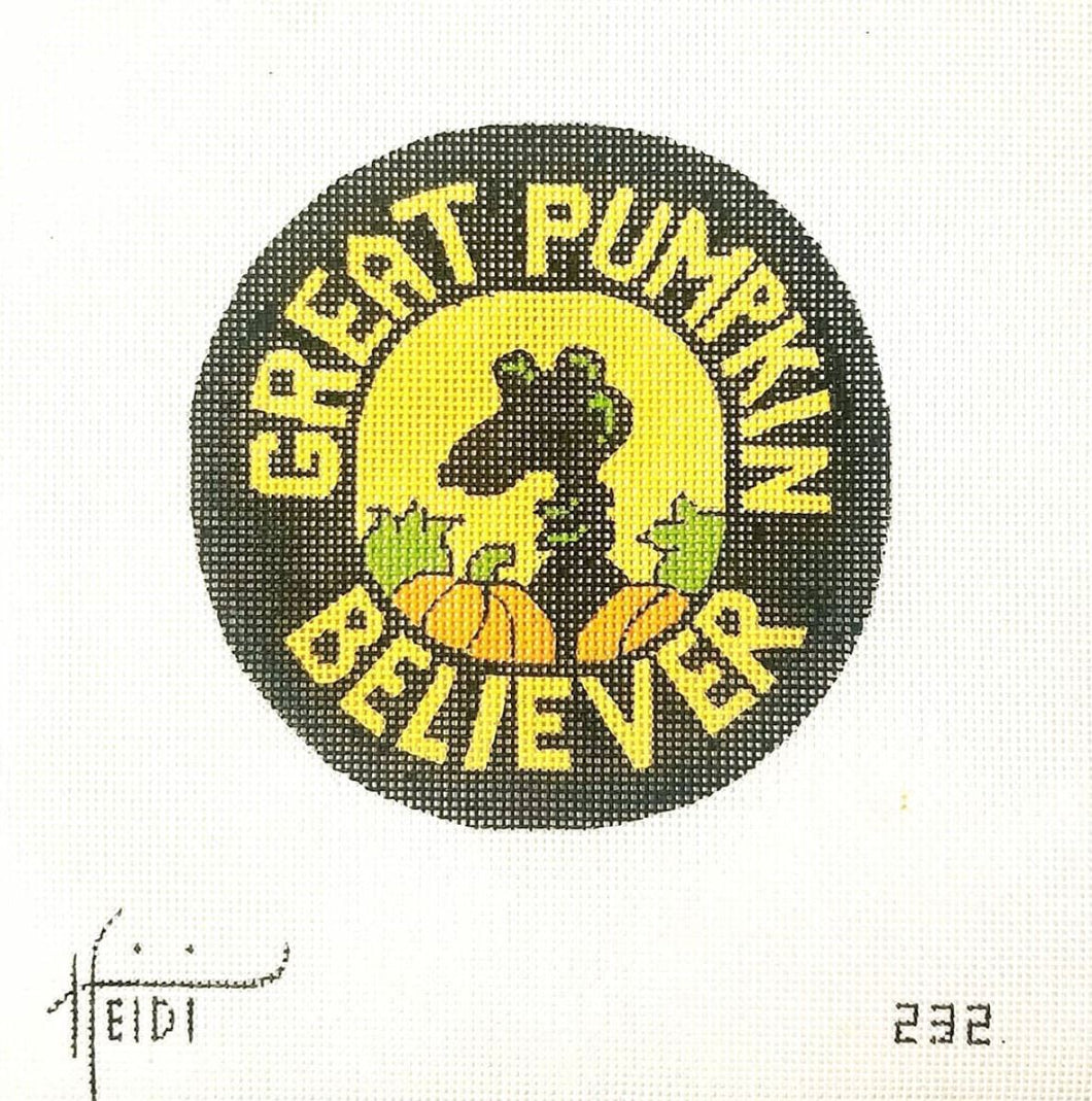 232 - Great Pumpkin Believer