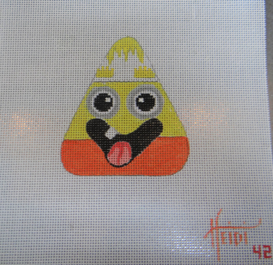 42 - Blonde Candy Corn