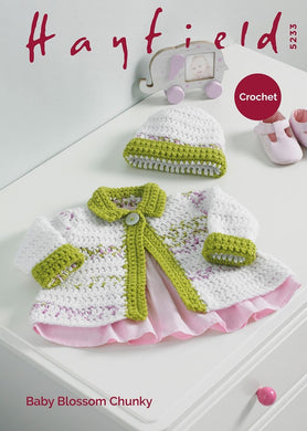 5233 Hayfield Baby Blossom Chunky