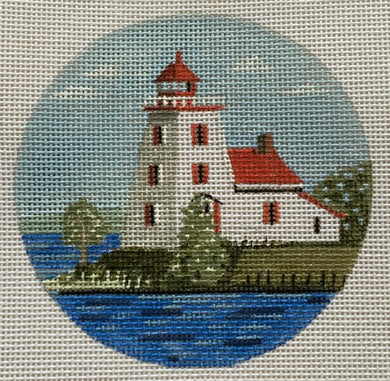 7140 - Strawberry Island Light