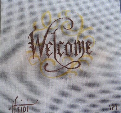 171 - W Welcome