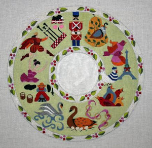 Melissa Prince Designs  - H242 - 12 Days of Christmas