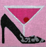 Melissa Prince Designs - Sex in the City Movie Coaster - M149